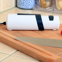 RISAM SHARP Ceramic Knife Sharpener Kitchen Knife Grinding Power Series Electric Knife Sharpener Professional RE001