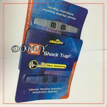 Free shipping(50packs/lot)Brands w Shock Trap tennis Vibration Dampener/tennis racket/tennis racquet