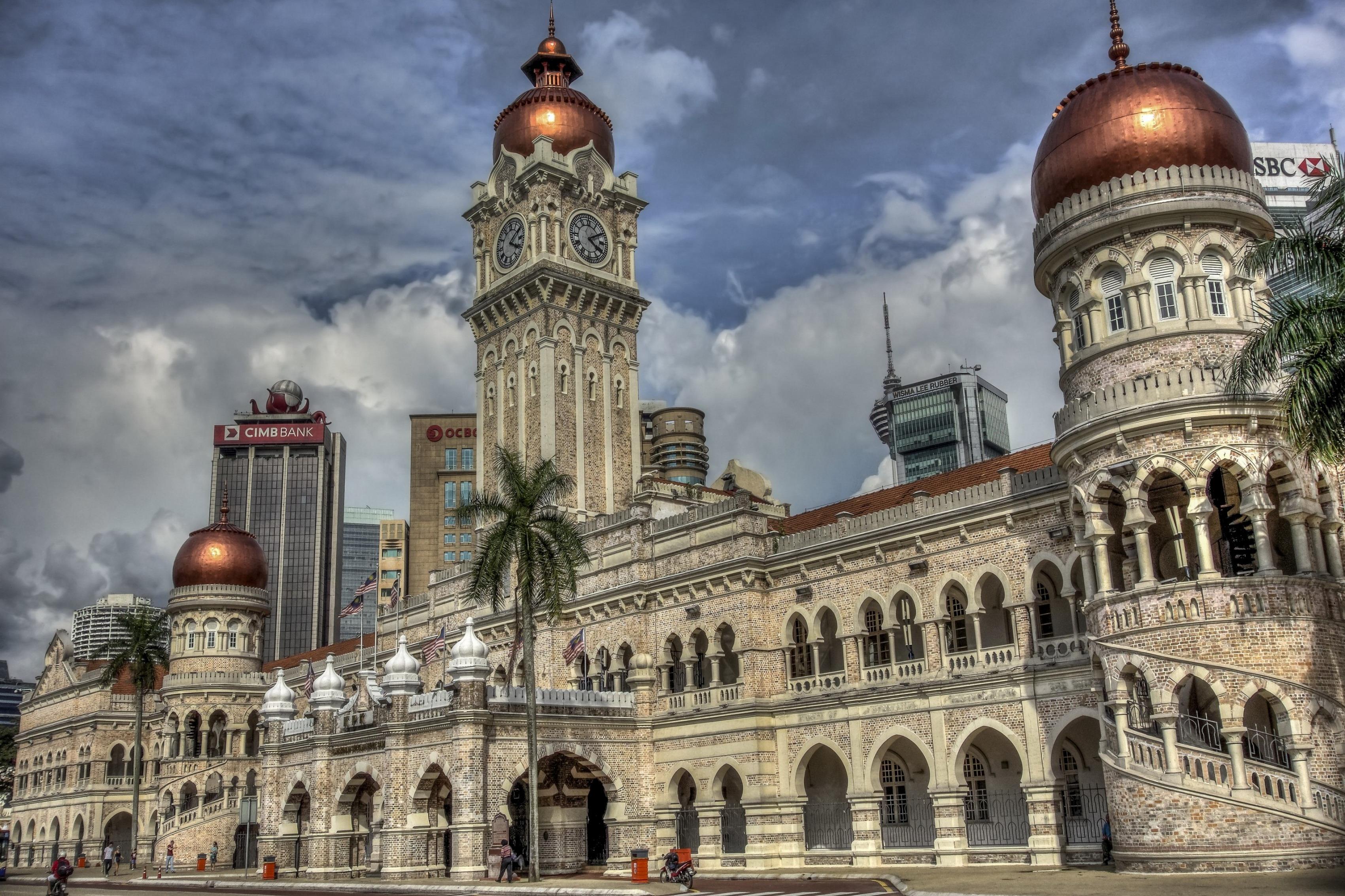 Malaisie Architecture Maison Moderne