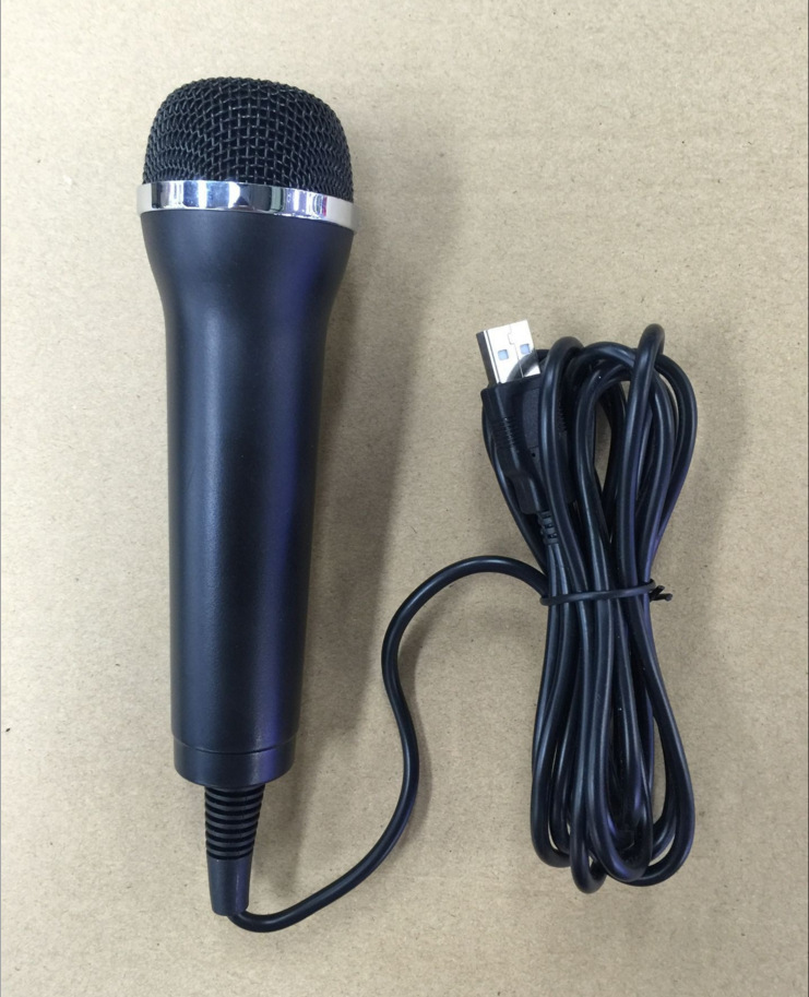 universal usb wired microphone for nitendo swith xbox 360 ps4 wii wii u pc in replacement. Black Bedroom Furniture Sets. Home Design Ideas