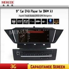 Écran tactile Lecteur DVD de Voiture pour BMW X1 E84 2009-2013 1080 P Ipod USB SD Radio 1080 P Stéréo BT GPS Navigation système
