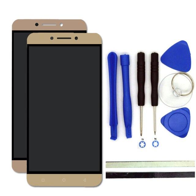 100% NOVA Alta Qualidade 5.7 polegadas Para Letv le LeEco Max 2 Max2 X820 LCD Display + Touch Screen Digitador substituição de Peças de Telefone Celular
