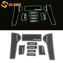 Zlord – tapis de porte antidérapant en Silicone, pour Chevrolet Chevry Cruze Sedan Hatchback 2009 – 2015, accessoires