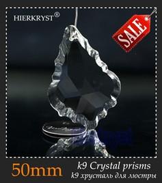Peças HIERKYST 5 pcs K9 cristais de