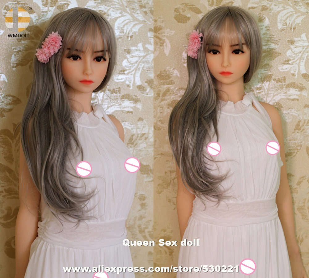 WMDOLL 156cm Top Quality Lifelike Silicone Sex Dolls Real Sized Love Doll Realistic Mannequins Vagina Real Pussy Anal Adult Sexy wmdoll 156cm silicon sex doll realistic lifelike love doll japanese silicone love doll vagina real pussy anal sexy toy