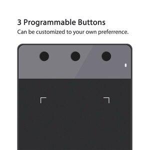 Image 3 - Huion H420 4x2.23 pollici 2048 sensibilità grafica penna da disegno digitale tavoletta firma Pad (perfetto per OSU)