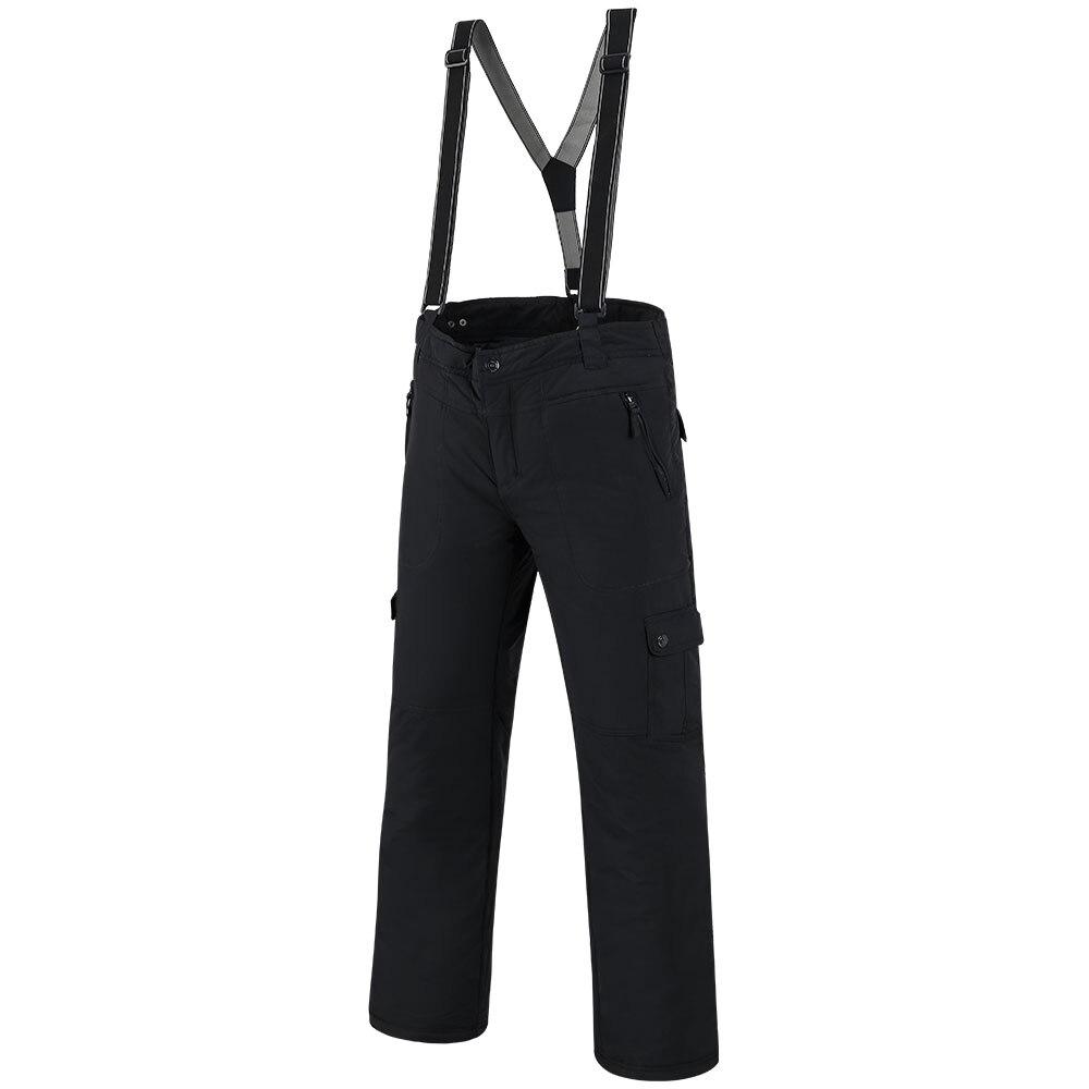 Combinaison de Ski hommes Pelliot veste de Ski + Saenshing Snowboard pantalon respirant Ski Snowboard hiver neige ensemble Super chaud imperméable - 6
