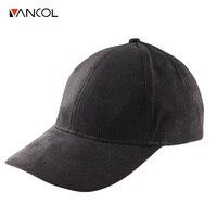 Vancol Wholesale Summer Snapback Cap Women 2016 Fashion Brand Bone Hip Hop Caps Men Casquette Suede