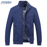 Best Bomber Jacket Male Blue Men Fashion Jacket Bomber Winter Waterproof Blank Bomber Jacket Winter Coat