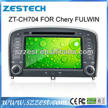ZESTECH 7inch double din car dvd for Chery Fulwin GPS,Dual Zone,Digital Panel, RDS,Steering Wheel for Chery Fulwin Car DVD GPS