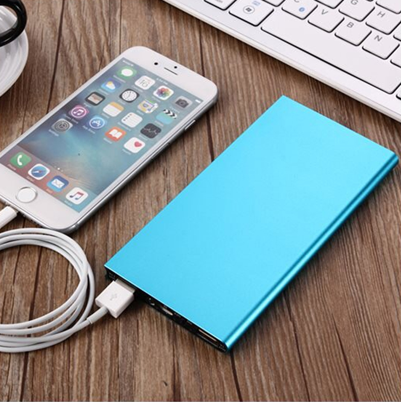 Waterproof 30000mAh Solar Power Bank in Metal Shell Design with Dual-USB Ports 15