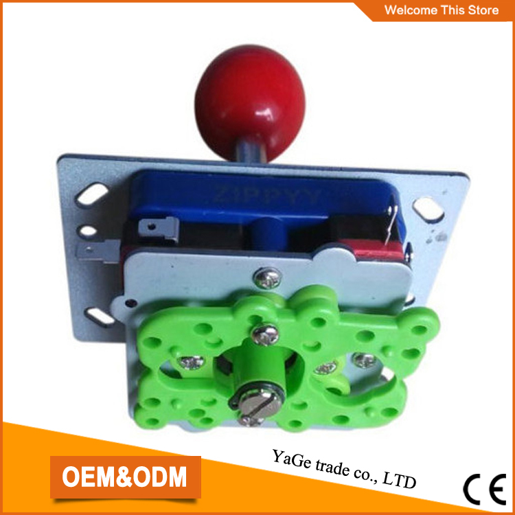 Promotion arcade joystick button for game machines