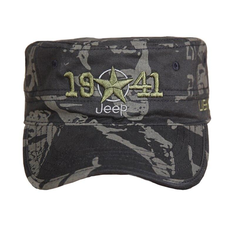 2019 beau Militaire Chapeau Falcon Base Chapeau Militaire armée noir Camouflage casquette chapeaux pour hommes Style Militaire casquettes pour hommes