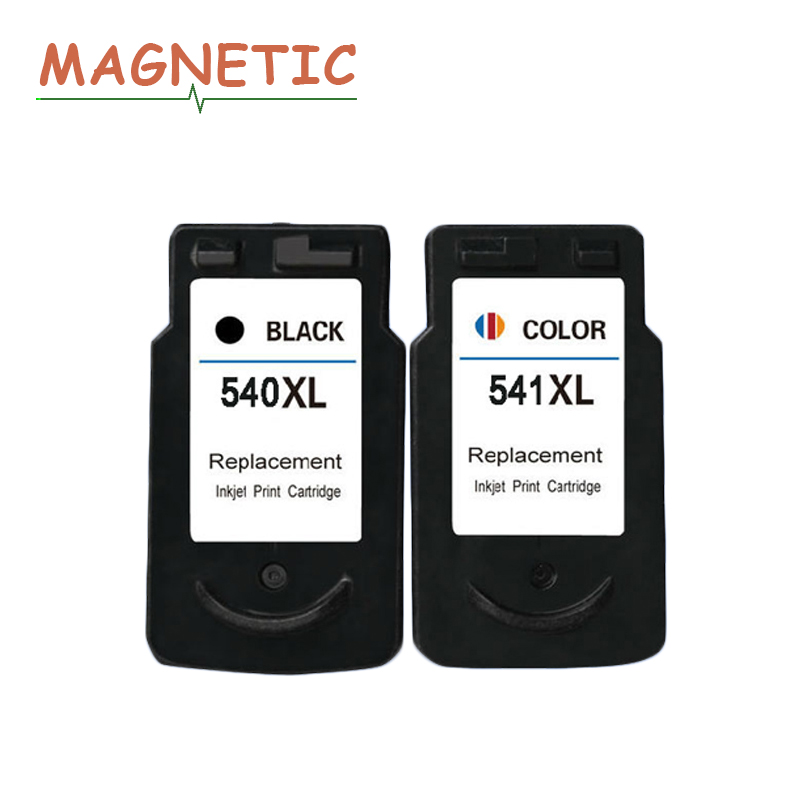 2PK PG540 CL541 Ink cartridge For Canon Pixma MG3500 MG4250 MX375 MX435 MX455 MX515 MX525 Ink printer For Canon pg540XL cl541XL