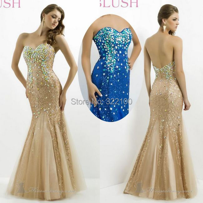 Aliexpress.com : Buy Vestido De Gala Expensive Adult Prom Dresses ...