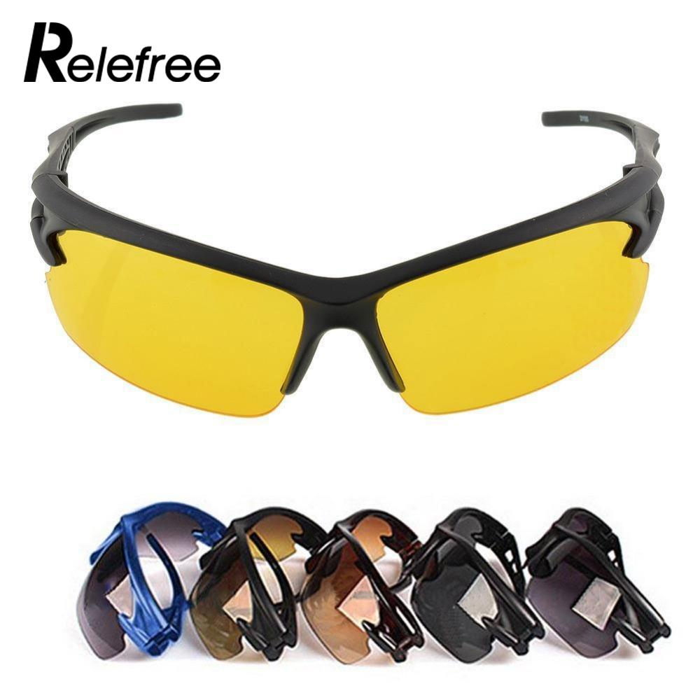 Night Vision Eyewear Sunglasses Outdoor Professional Sport Sun Fishing Driving Bicycle