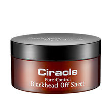 CIRACLE Blackhead Off Sheet 35pcs Pore Control Facial Mask Face Care Sebum Acne