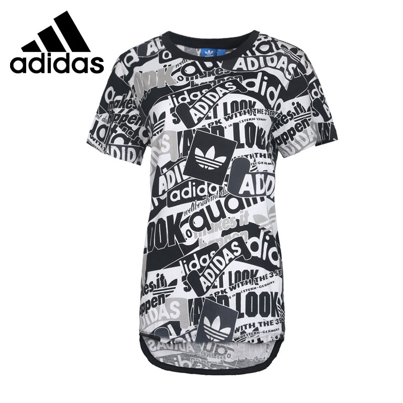 Original New Arrival 2017 Adidas Originals Women's T-shirts short sleeve Sportswear original new arrival 2017 adidas freelift prime men s t shirts short sleeve sportswear