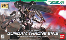 Original Gundam Model HG 1/144  GNW-001 THRONE EINS GUNDAM Unchained Mobile Suit Kids Toys