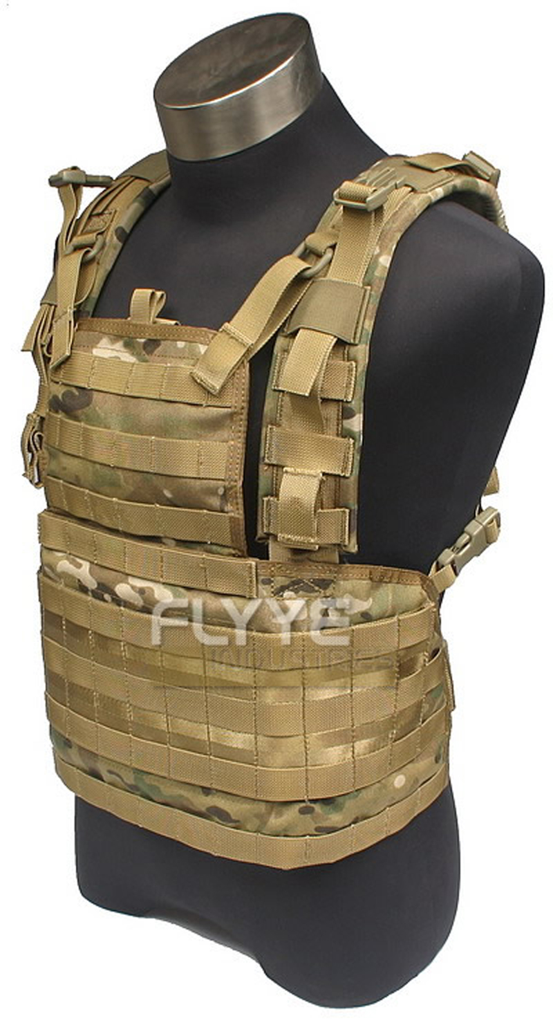 лучшая цена FLYYE MOLLE RRV Vest Military Tactical Bullet Proof Vest Plate Carrier CORDURA Multicam AU VT-C004