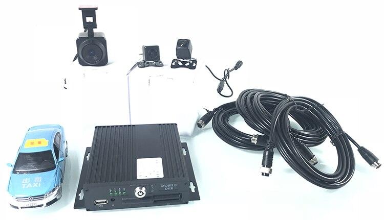 AHD720P megapixel caixa Suíte Monitoramento caminhão Táxi off-road veículo trem