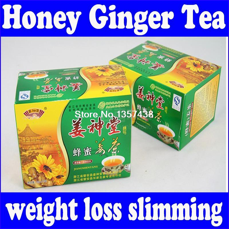 US $19 98 |Best Chinese Green Slimming Coffee Green Ginger Honey And Ginger  Health Care Tea for weight loss slimming china free shipping on