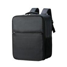 Phantom 3 torba Genel fpv sırt Hava DJI için Su Geçirmez Sırt Çantası Basit sürüm P3 koruma kutusu
