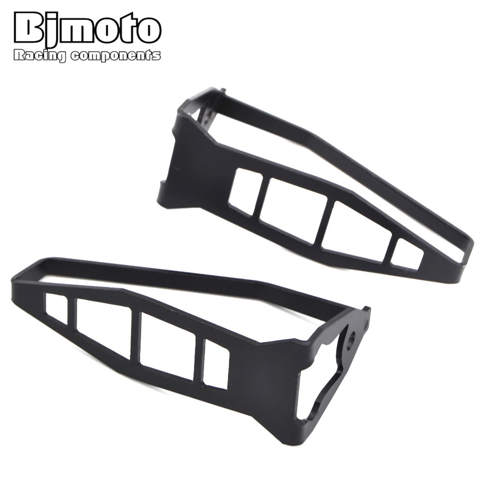 Motorcycle Front Turn Lamp Front Turn Side Signals Light Cover Guard Indicator Protector For BMW R1200GS S1000RR S1000RF800GS motorcycle abs turn signal light lamp button housing cover guard protector for bmw r1200gs r1200 gs adv r1200rt r 1200rt