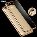 PZOZ Xiaomi Mi5 Pro Case Silicone Cover Original Xiaomi Mi 5S Plus Luxury Slim Protection Phone Soft Shell Xiaomi Mi5 Prime