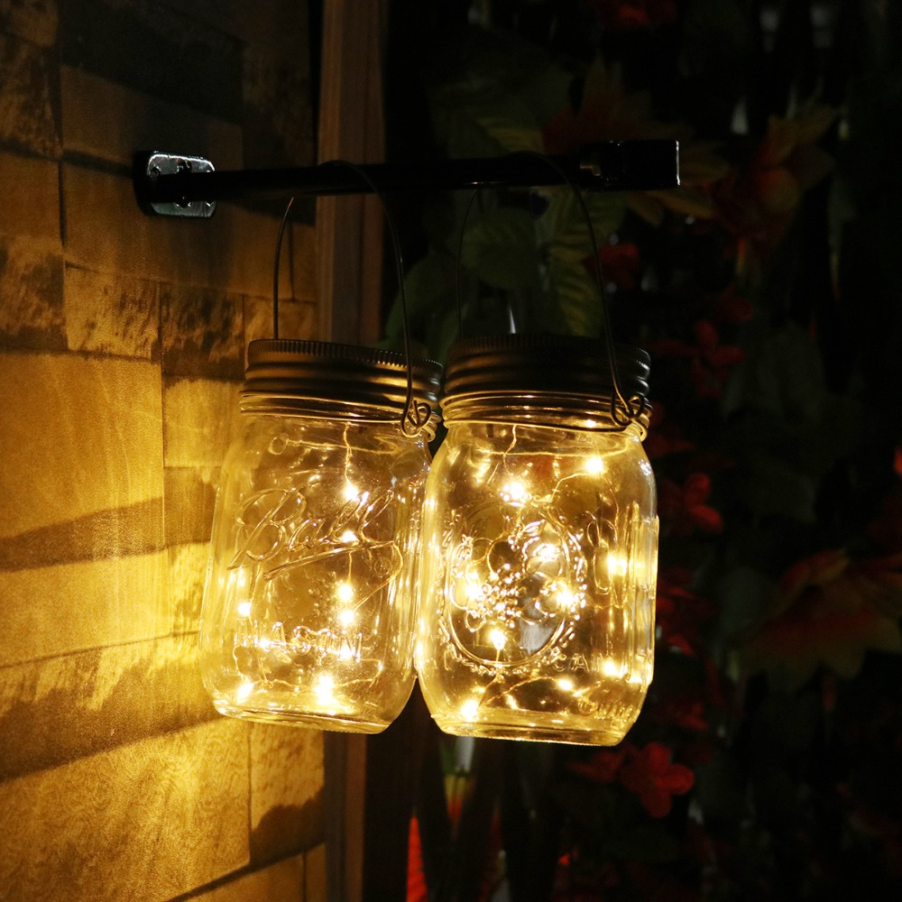 String Lights, Magicnight 2 Set of Micro 30 LEDs Super Bright Warm White Led Rope Lights Battery Operated on 9.8 Ft Copper Wire