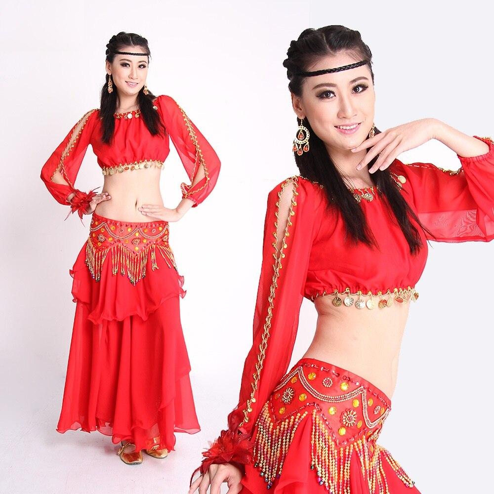 Юбки для индийских танцев