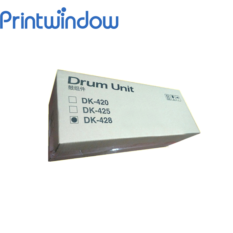 все цены на Printwindow New Original Drum Unit  for Kyocera KM 1635 2035 2550 DK 420 428 425 Drum Cartridge Kit онлайн