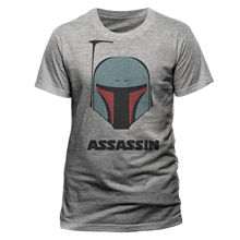 Star Wars Assassin T-Shirt - NEW & OFFICIAL! Free shipping  Harajuku Tops Fashion Classic