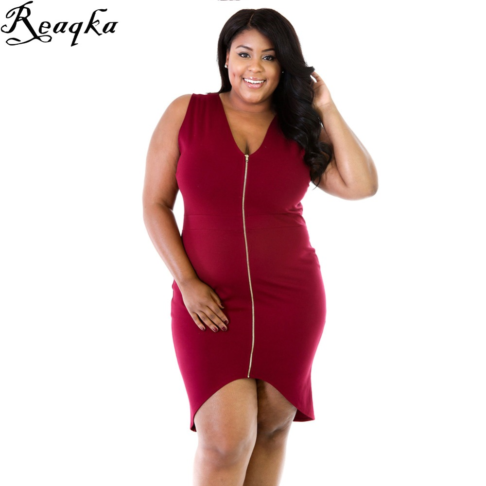 Dresses for Larger Ladies Promotion-Shop for Promotional Dresses ...