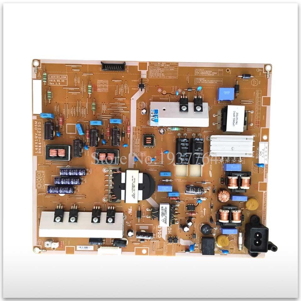 95% new original for plate BN44-00623D PSLF161X05A, L46X1QV_DSM power supply board 95% new used original for power supply board 55gb7800 cc eax65424001 lgp55k 14lpb