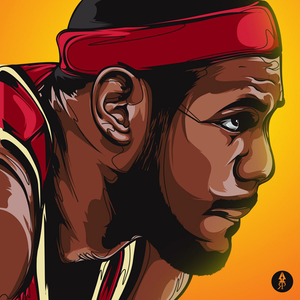 P0739 Lebron James NBA WALLPAPER Poster Wall Art For Home Decor Canvas Printings 24x24inch In Painting Calligraphy From Garden On Aliexpress