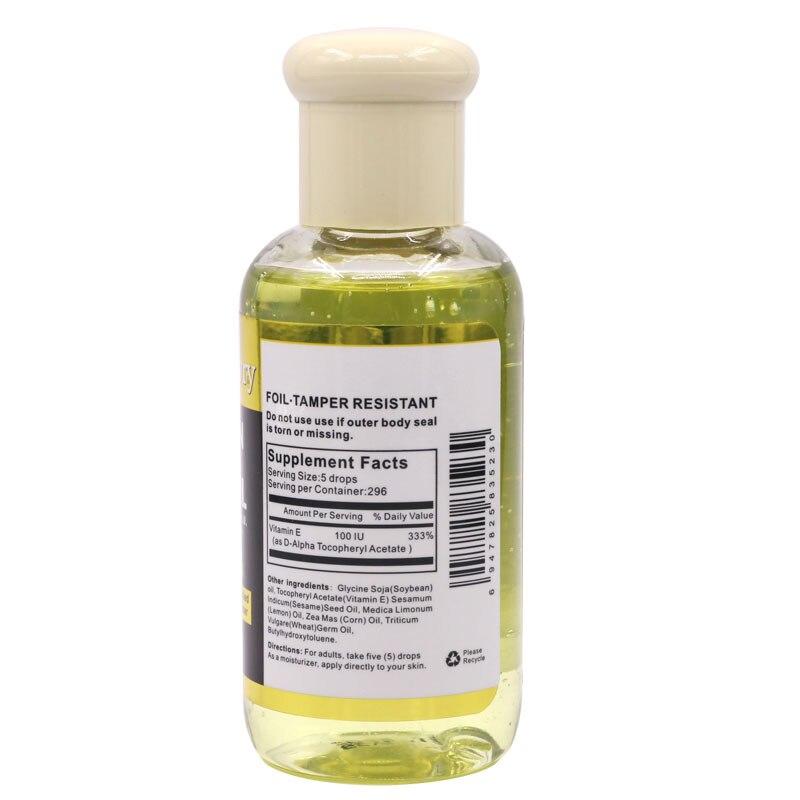 Эссенция для лица с витамином Е, увлажнение, отбеливание, омоложение, против морщин, 75 мл, уход за кожей MH88