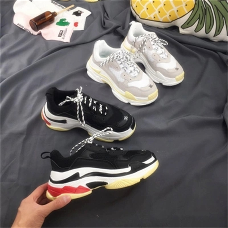 De Sauvage Nouveau 2018 Les Printemps Chaussures 4 À Pour Épaisses Mode Tempérament Maille 2 Deportivo Automne Étudiants Semelles Harajuku 1 Et Sport Calzado 3 qPq4Ed