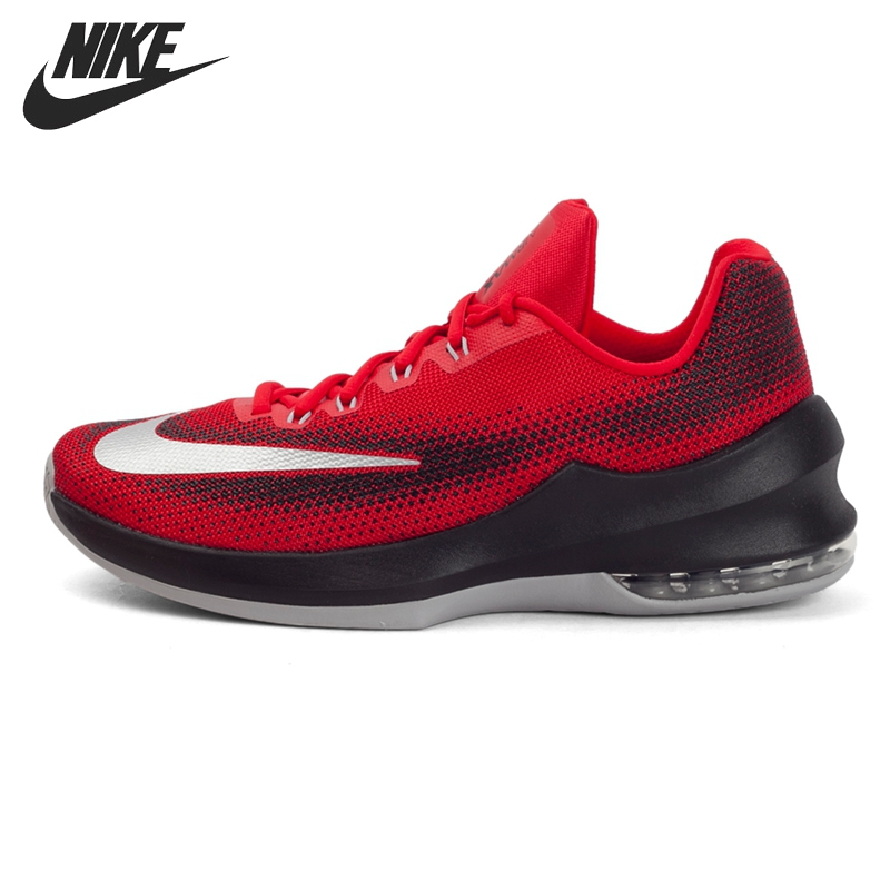 Original New Arrival 2017 NIKE AIR MAX INFURIATE LOW EP Men's Basketball Shoes Sneakers