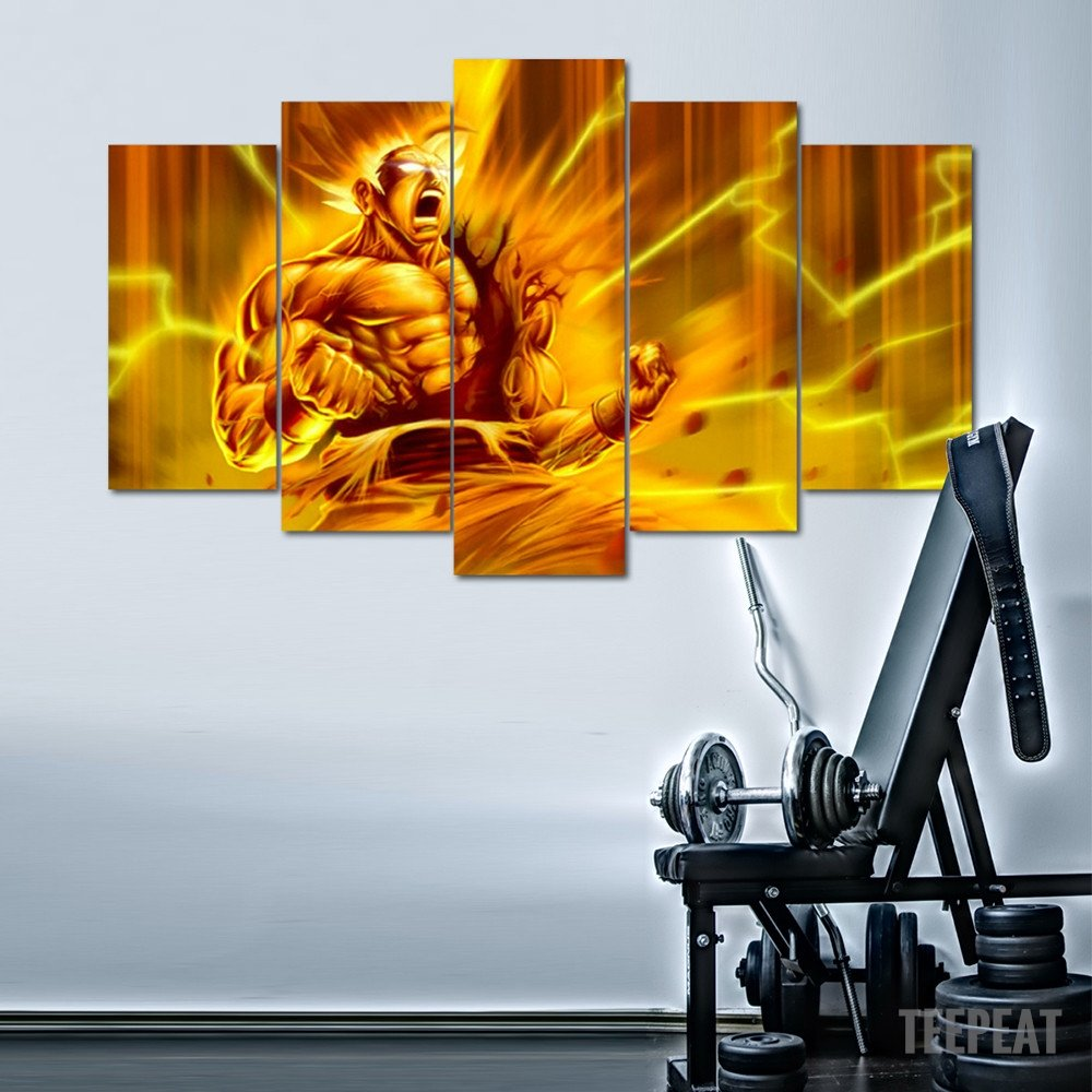 Canvas Art Popular Dragon Ball Z Canvas Art Buy Cheap Dragon Ball Z Canvas