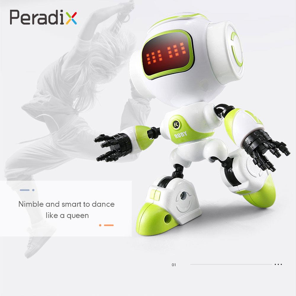 Multicolor Speech Robot Pocket Robot Dialogue Decor Early Education Novelty Cute Beautiful Toys & Hobbies