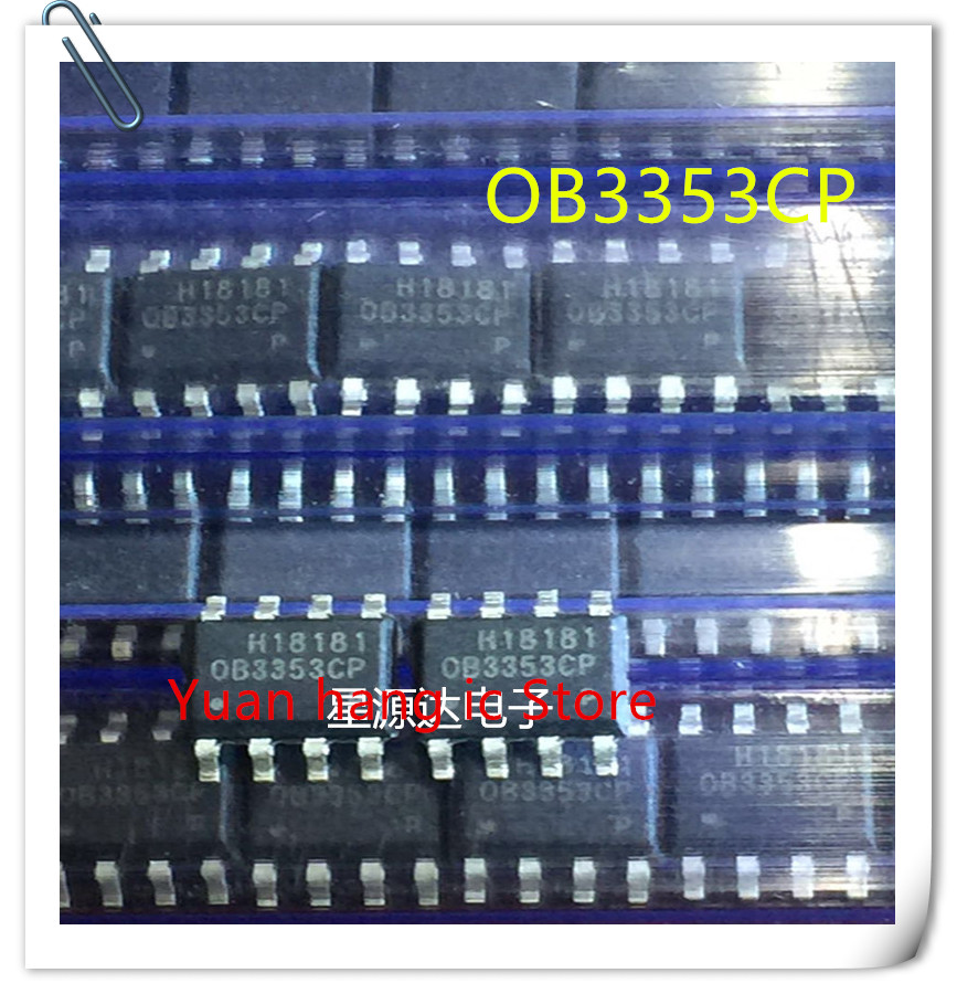 10PCS/LOT  0B3353CP OB3353CP OB3353 SOP-8