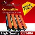 CE740A CE741A CE742A CE743A картридж совместимый для принтера HP Color Laserjet 5225