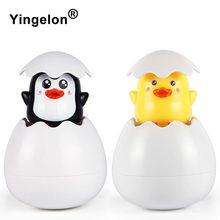 Yingelon mini babies Dolls 10cm Yellow Duck Bath Room Swim Shower Baby toys reborns Gift for girl Kids Funny Cute Gaming chicken