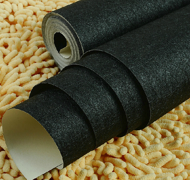Seidentapeten Tapete Hersteller : Black and Gold Silk Fabric