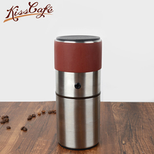 Multi-function Hand-cranked Espresso Coffee Grinder Portable Mini Beans Powder Ceramic Grinding Accessorie