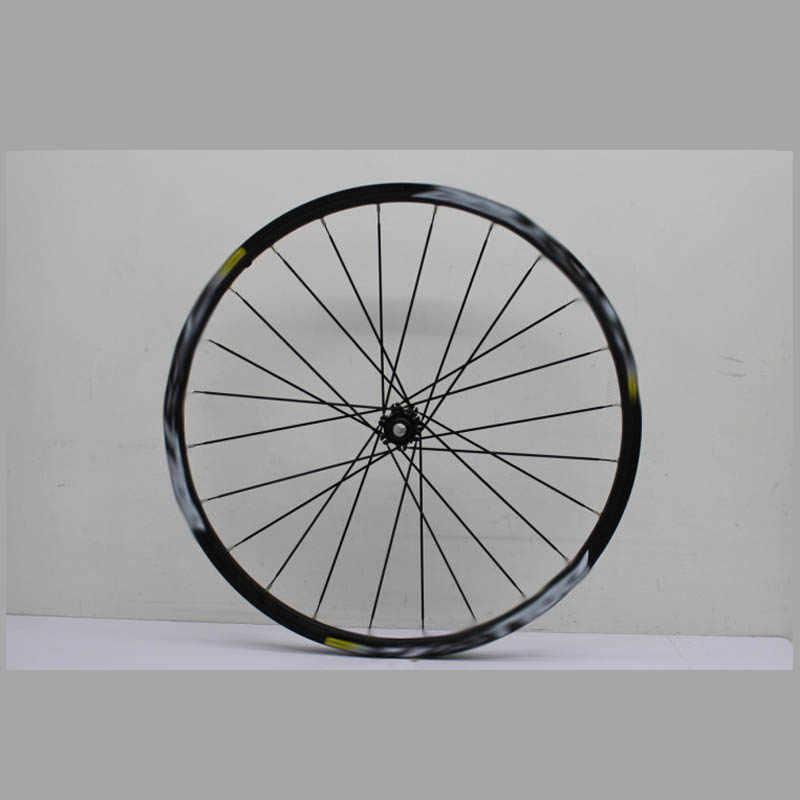 Vélo De Route De haute Qualité Jeu De Roues 26 27.5 29 pouce Roue Disque De Roue de Vélo de Montagne Vélo serrure VTT Vélo Roues