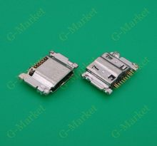 充電ポートサムスンギャラクシー S3 i9300 i9305 i535 i747 I9308 L710 T999 i939 R530 GT-I9300 マイクロ USB コネクタソケット 11pin