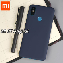 """Original xiaomi mi A2 case cover 5.99 """" hard back fitted xiaomi mi 6 x fundas xiaomi mi a2 cover pc phone xiaomi mi 6x case"""