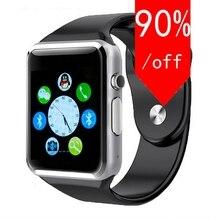 Bluetooth Smart Uhr Smartwatch sport uhr Armbanduhr Für Apple iPhone Android Telefon Kamera PK dz09 samsung getriebe s2
